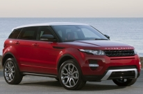 opony do Land Rover Range Rover Evoque SUV I