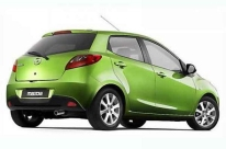 opony do Mazda 2 Hatchback II
