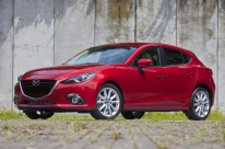 opony do Mazda 3 Hatchback III