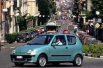 opony do Fiat Seicento Hatchback I