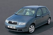 opony do Skoda Fabia Hatchback I