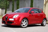 opony do Alfa Romeo MiTo Hatchback I