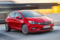 opony do Opel Astra Sports Tourer K