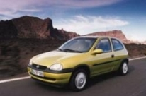 opony do Opel Corsa Hatchback B