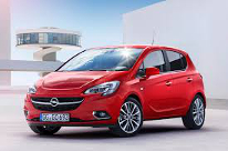 opony do Opel Corsa Hatchback E