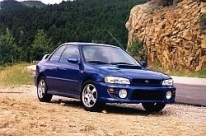 opony do Subaru Impreza Coupe I