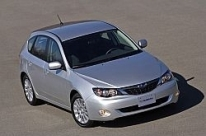 opony do Subaru Impreza Hatchback III