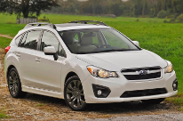 opony do Subaru Impreza Hatchback IV