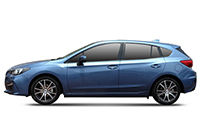 opony do Subaru Impreza Hatchback V