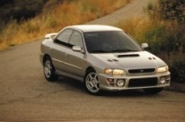 opony do Subaru Impreza Sedan I