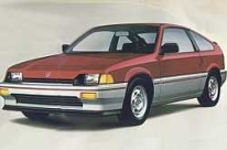 opony do Honda Civic Coupe III
