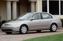 opony do Honda Civic Sedan VII