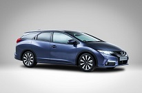 opony do Honda Civic Tourer IX