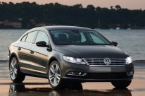 opony do VW CC Sedan I