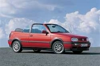 opony do VW Golf Cabrio III