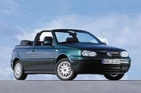 opony do VW Golf Cabrio IV