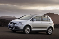 opony do VW Golf Cross V