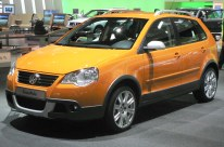 opony do VW Polo Cross IV FL