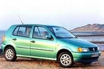 opony do VW Polo Hatchback III