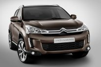 opony do Citroen C4 Aircross I