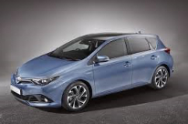 opony do Toyota Auris Hatchback II FL