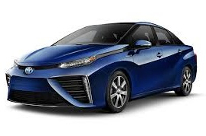 opony do Toyota Mirai Sedan I