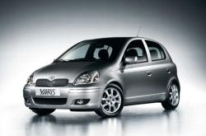 opony do Toyota Yaris Hatchback I