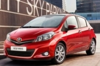 opony do Toyota Yaris Hatchback III