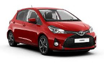 opony do Toyota Yaris Hatchback III FL