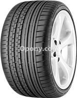 Continental ContiSportContact 2 235/55R17 99 W FR,ML, MO
