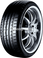Continental ContiSportContact 3 245/50R18 100 Y RUN ON FLAT *