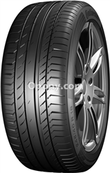 Continental ContiSportContact 5 255/55R18 109 V RUN ON FLAT XL, FR, *, SUV