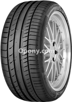 Continental ContiSportContact 5P 285/30R19 98 Y RUN ON FLAT XL, FR, MOE
